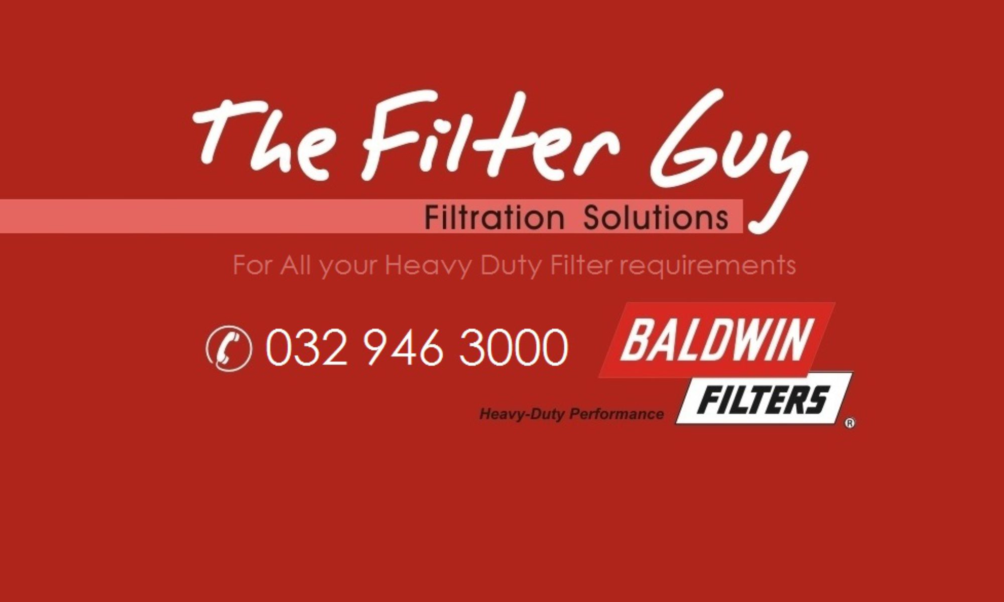 The Filter Guy